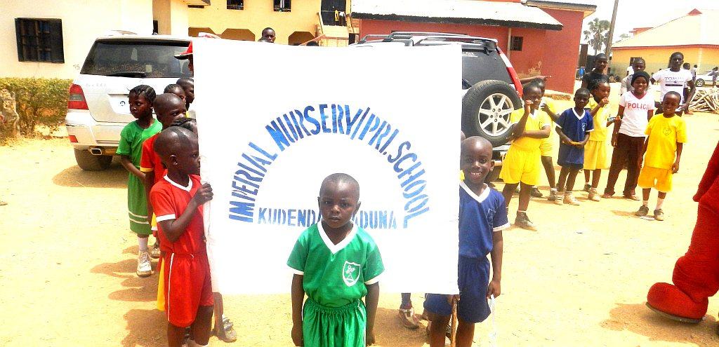 Imperial School Primary Pupils