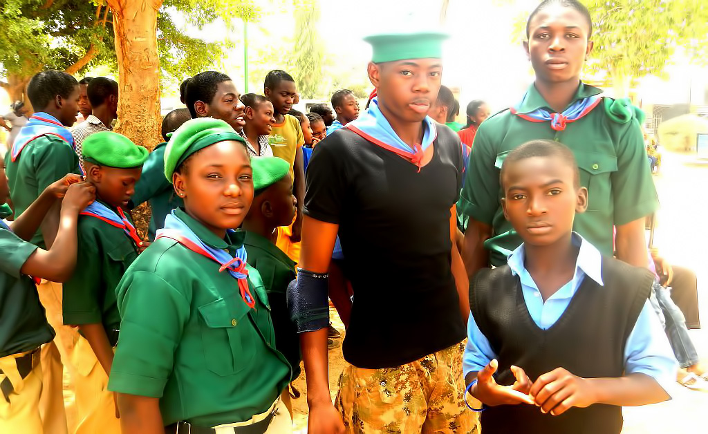 Imperial School Boy Scouts