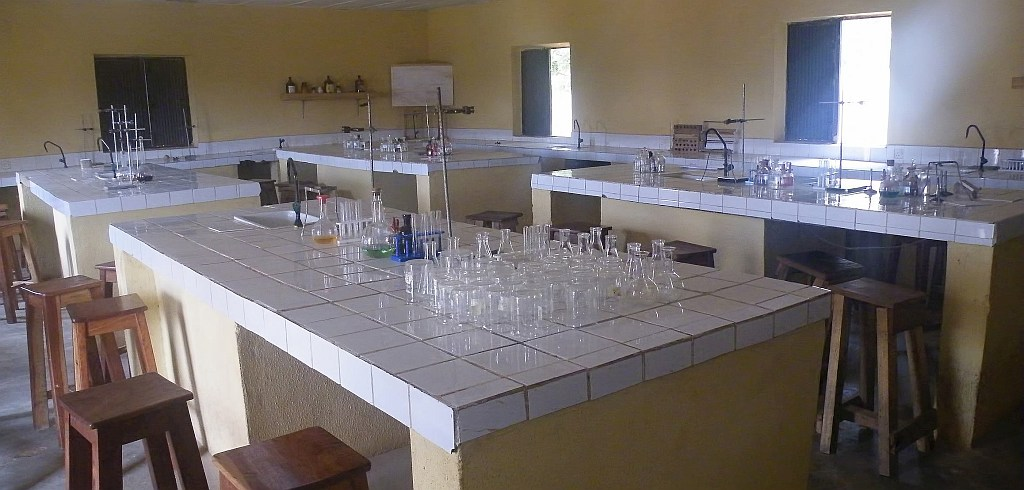 Imperial School Chemistry Labs