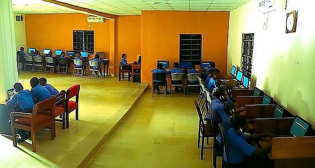 Imperial School Computer Center